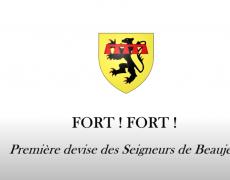 Pour Que Vive Le Beaujolais : Spécial Beaujeu et festival des Sires de Beaujeu