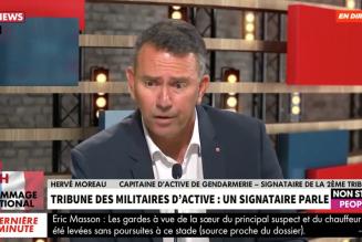 Un capitaine de gendarmerie d'active rompt l'anonymat : le devoir de vérité est plus important que le devoir de réserve