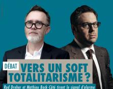 Nous sommes déjà dans un « soft totalitarisme »