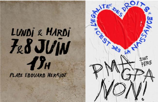 La Manif Pour Tous appelle à manifester les 7 et 8 juin aux abords de l'Assemblée nationale