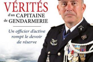"Capitaine de gendarmerie Hervé Moreau : ""Nos votes seront nos fusils et nos balles"""