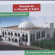 La mosquée de la chapelle…