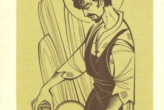 Saint Joseph, patron des travailleurs
