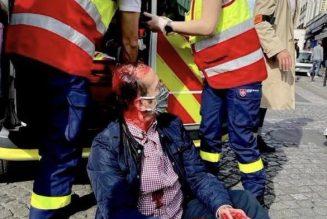 Procession attaquée à Paris : un fidèle hospitalisé
