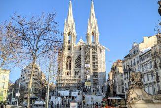 Marseille : l'église des Réformés souillée