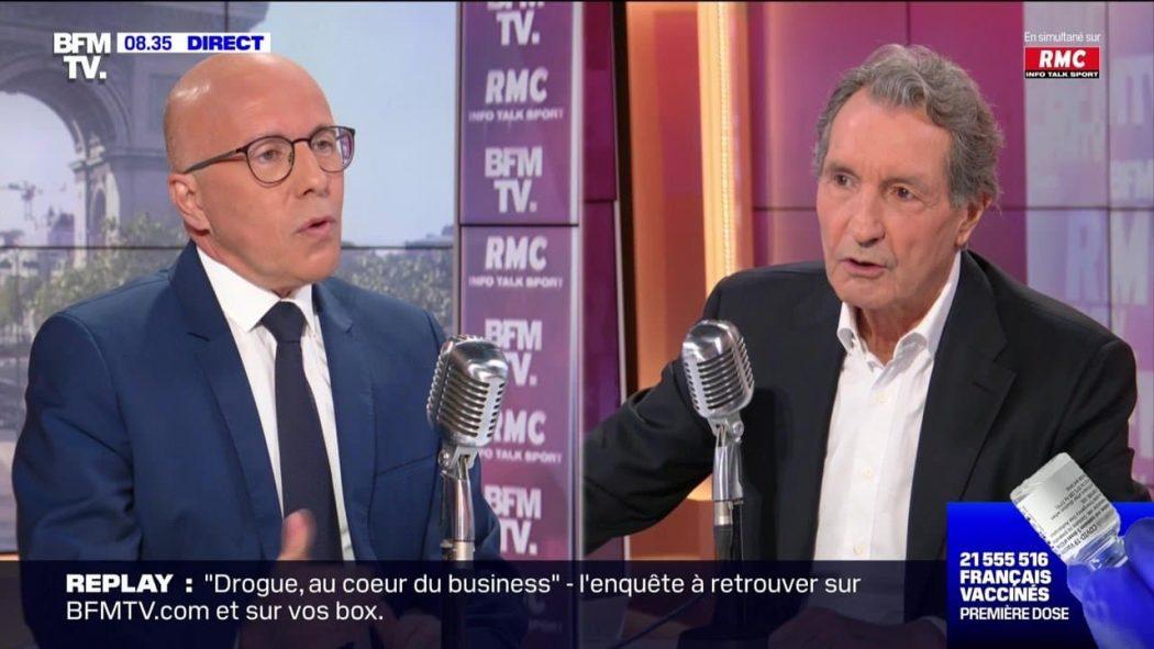 Éric Ciotti est-il en train d'évoluer par rapport au RN dans la perspective d'une union des droites ?