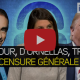 I-Média : Zemmour, D'Ornellas, Trump… Censure générale