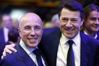 """Thierry Mariani : """"Au niveau des valeurs, Eric Ciotti est très proche de nous"""""""