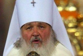 Le patriarche de Moscou a appelé les femmes à ne pas avorter, mais à donner leurs enfants à l'Église