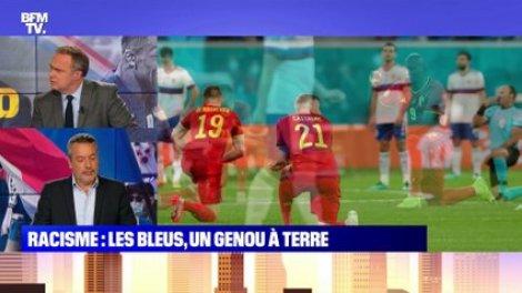 Genou à terre : les Bleus politisent le sport et prennent le risque de diviser les Français
