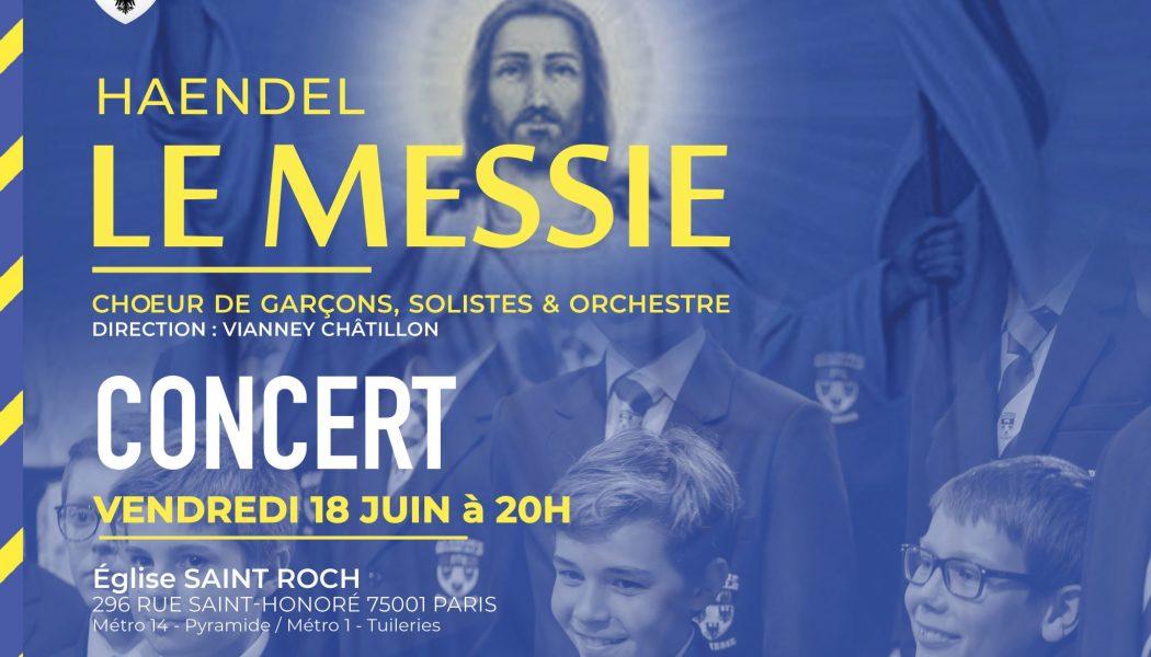 Concert exceptionnel de l'Académie Musicale de Liesse