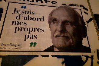 """Opération """"Mes propres pas"""", en hommage à Jean Raspail"""