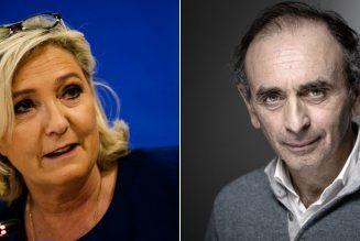 Eric Zemmour a des positions plus radicales et plus claires que celles de Marine Le Pen