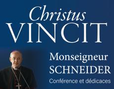 25 juin : Conférence Mgr Schneider