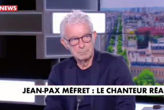 Jean-Pax Méfret, le chanteur de l'Occident sur CNews