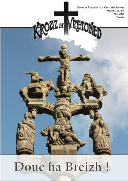 La Croix des Bretons, un nouveau mensuel breton et catholique