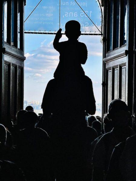 La grande marche de Saint-Joseph est partie