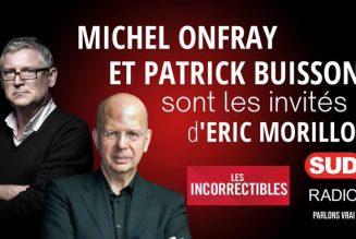 Michel Onfray Vs Patrick Buisson : Fin du sacré, fin de la civilisation ?