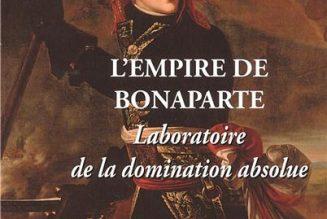 Napoléon a sacrifié l'avenir au présent
