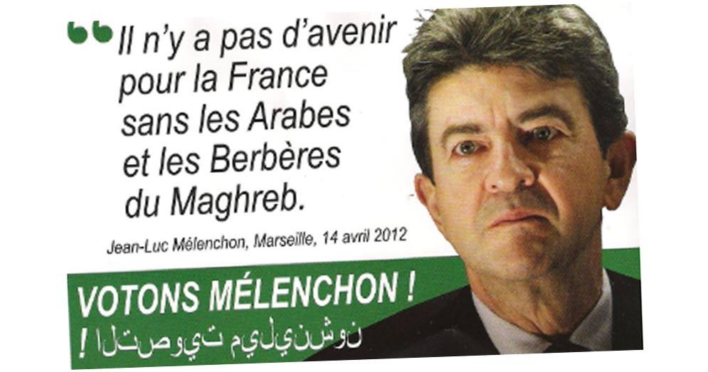 Le Mali aux Maliens (et la France aux Français) : quand Mélenchon se met à faire du Le Pen