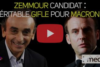I-Média : Zemmour candidat, la vraie gifle pour Macron ?