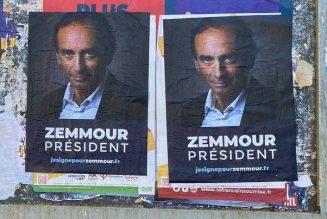 Vers une candidature d'Éric Zemmour ?