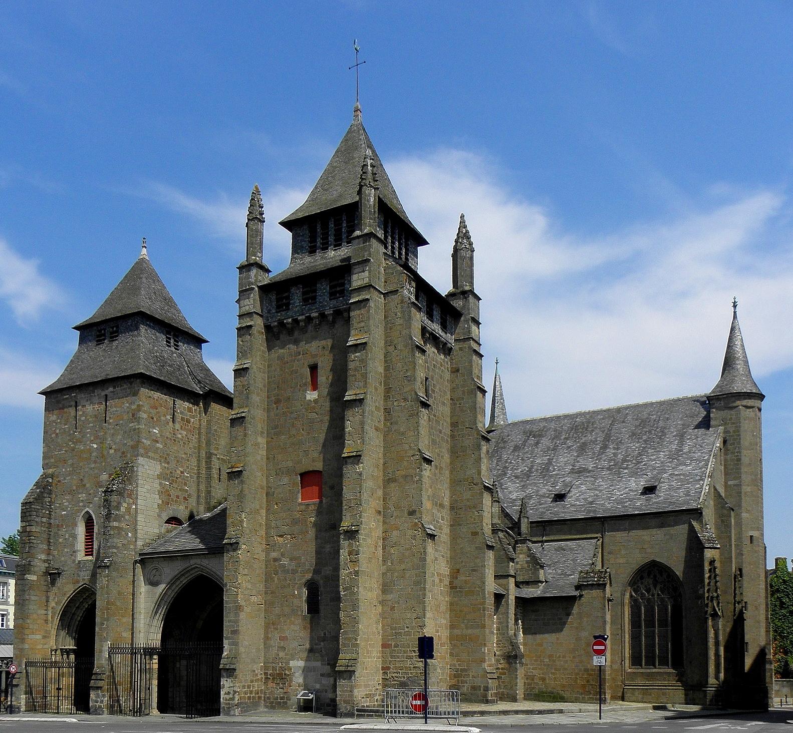Cathédrale de St Brieuc