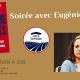 15 juin : conférence d'Eugénie Bastié consacrée à son dernier ouvrage La guerre des idées