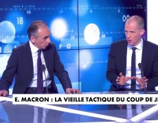 Grandes manoeuvres à Europe 1