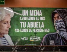 Un mineur étranger, 4.700 euros par mois, ta grand-mère, 426 euros de pension/mois