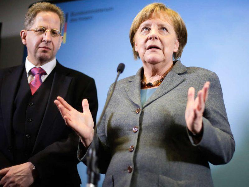 L'ancien chef du renseignement allemand veut expulser les immigrés : c'est lui qui a été viré
