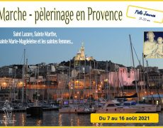 7-16 août : Marche-pèlerinage pour les jeunes en Provence
