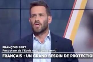 François Bert : les Français attendent de la clarté et de l'épaisseur