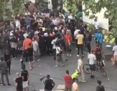 """""""Fight club"""" à Lyon"""