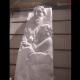 Sculpture sur pierre de St Joseph pour l'église Notre-Dame de Grâce de Passy