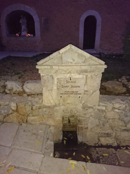 La France et l'Eglise sur les pas de Saint Joseph à Cotignac