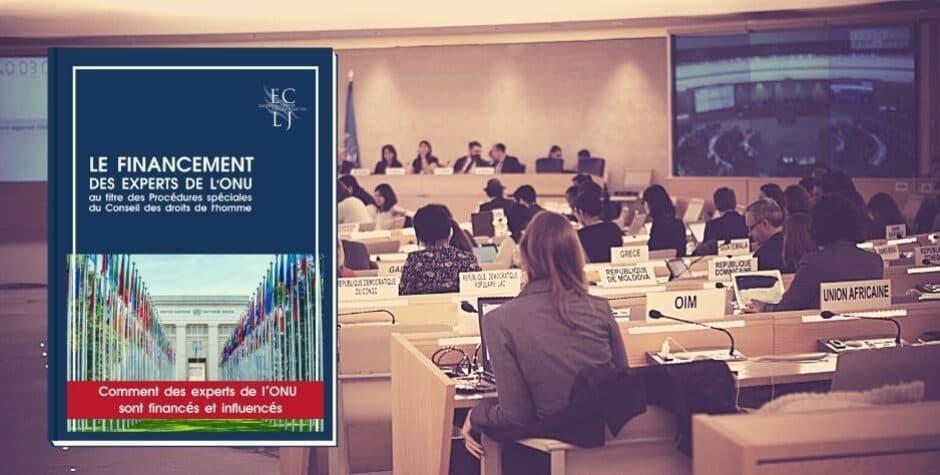 « Corruption silencieuse » à l'ONU : le nouveau rapport de l'ECLJ