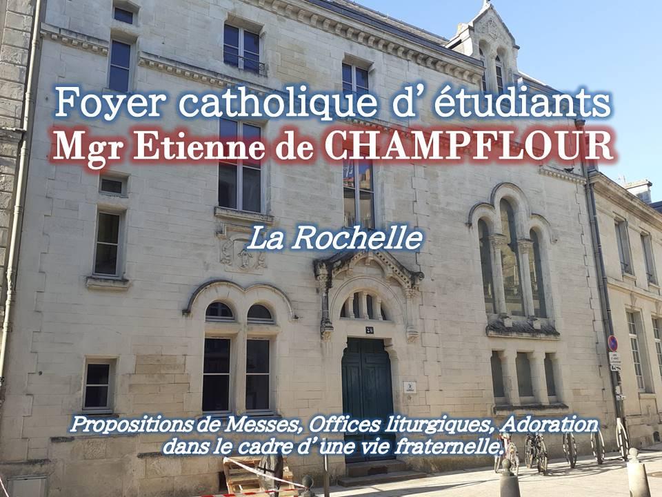 Foyer catholique d'étudiants
