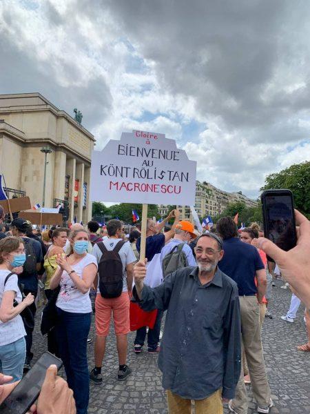 Près de 190 manifestations de nouveaux prévues pour défendre nos libertés