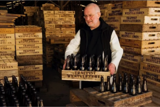 Les mythiques bières de l'abbaye de Westvleteren