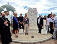 Le khatchkar de Saint-Tropez fête l'amitié franco-arménienne et la laïcité