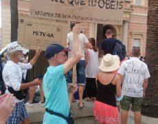 Manifestations impressionnantes en plein été