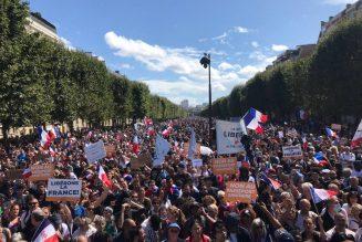 Nouvelles manifestations gigantesques pour la liberté