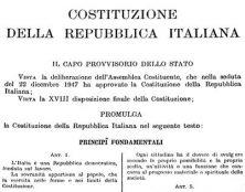 """Les Italiens contre le passe : """"Restaurons les droits et libertés mutilés"""""""