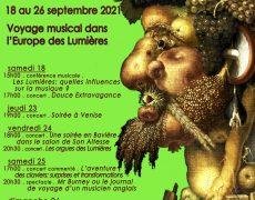 """18 au 26 septembre : festival """"Automne Baroque de Bourges"""""""