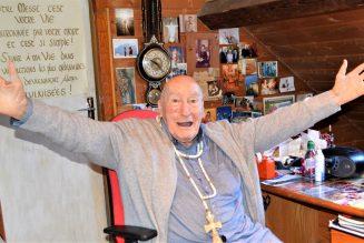 Il est parti vers le Ciel, le père Raymond Jaccard