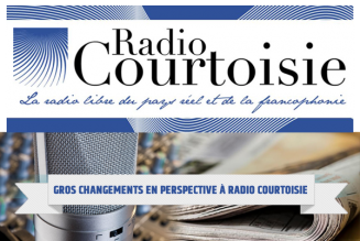 Changement de programme à Radio courtoisie