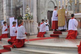 Supplique au Pape pour la messe traditionnelle