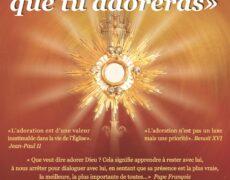 Adoration Eucharistique Permanente
