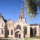 Tentative d'incendie dans la basilique de Guingamp